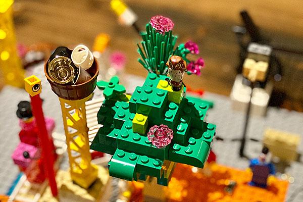 Ergebnis bei Lego Serious Play