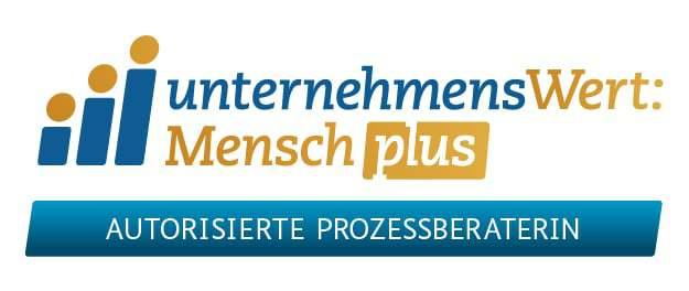 Logo UnternehmensWert-Mensch plus